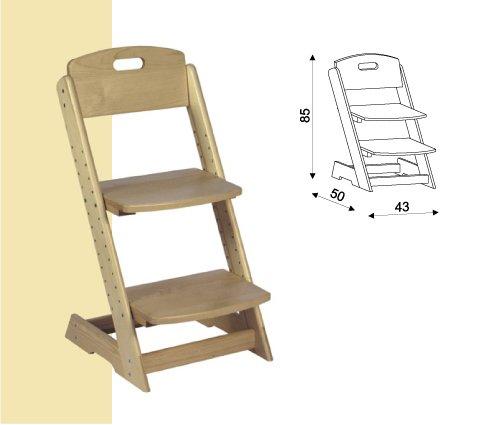 Polohovací židle 046