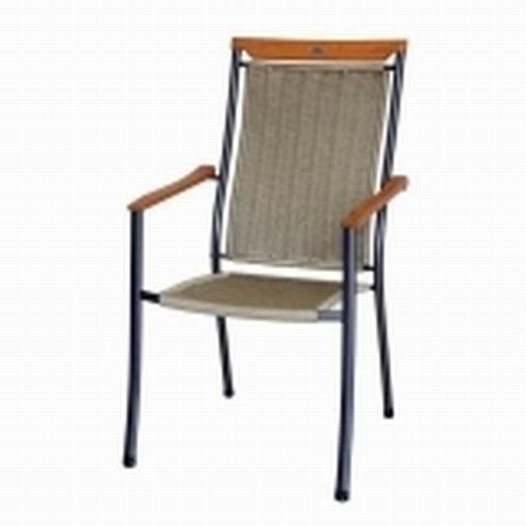 Zahradní nábytek - židle kovová CHIGO CRATIS