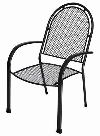 Zahradní nábytek - židle kovová CONFORT