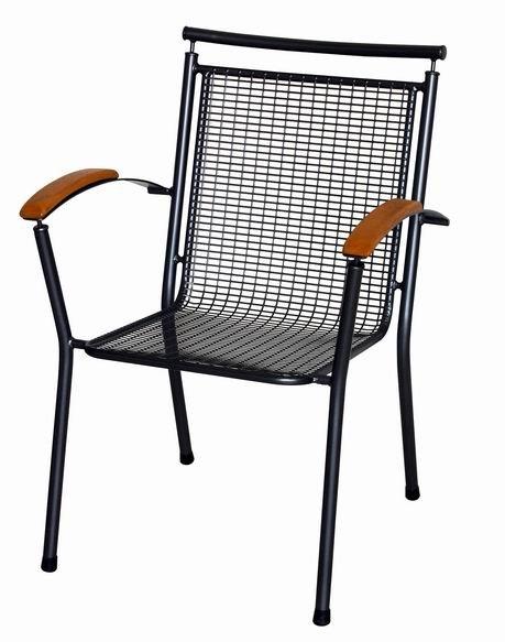 Zahradní nábytek - kovová židle QADROS DEMISSA