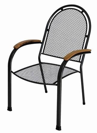 Zahradní nábytek - kovová židle CONFORS