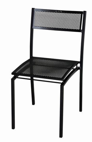 Zahradní nábytek - kovová židle FINE