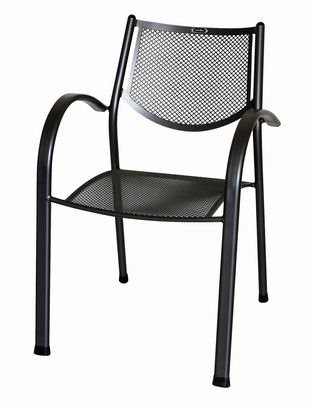 Zahradní nábytek - kovová židle GOA