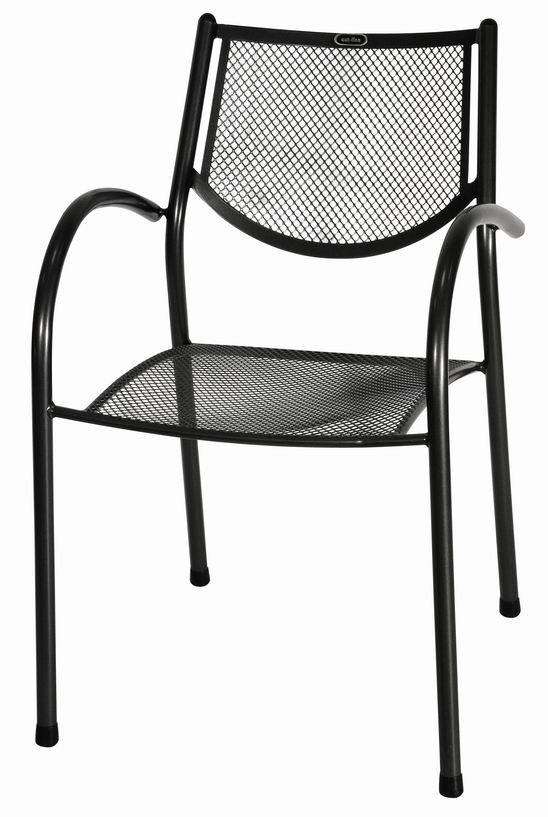Zahradní nábytek - kovová židle GOYA