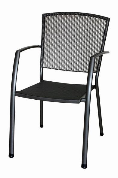 Zahradní nábytek - kovová židle TRIGON