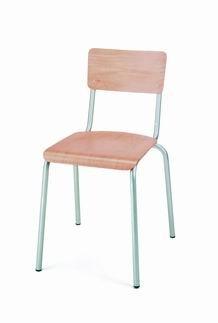 Židle jídelní, konferenční, kovová 017.H/ADAM