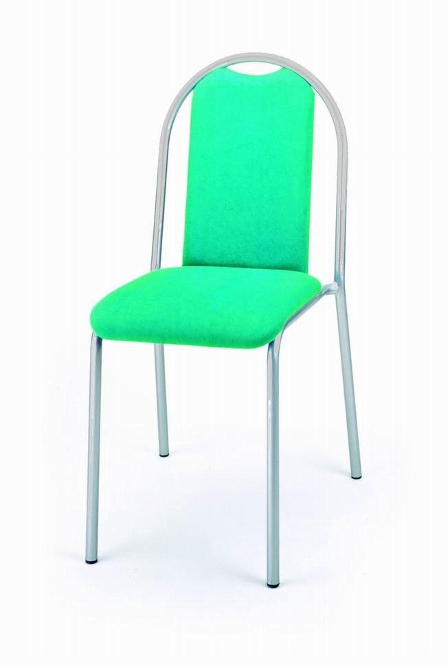 Židle konferenční, kovová 121/PETRA