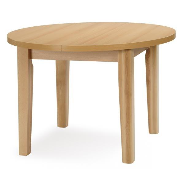 Stůl dřevěný, jídelní FIT 110 - rozkládací