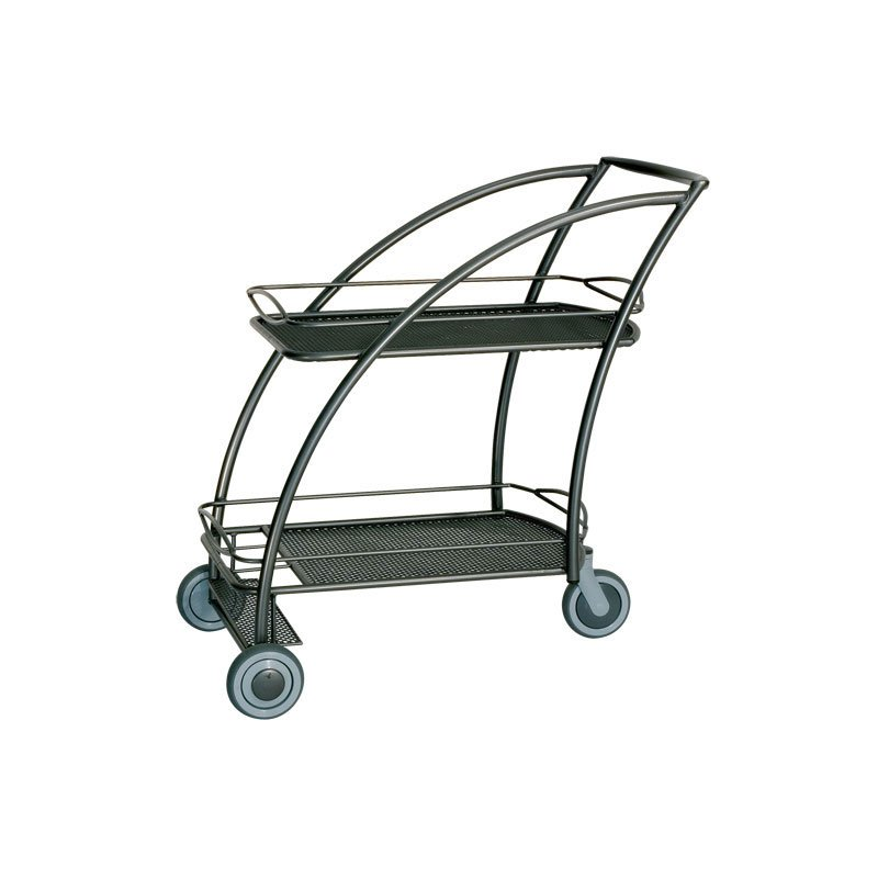 Zahradní nábytek - kovový servírovací stolek NEXIA SERVIUTOR