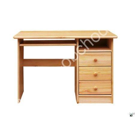 Psací stůl 134 - masiv borovice