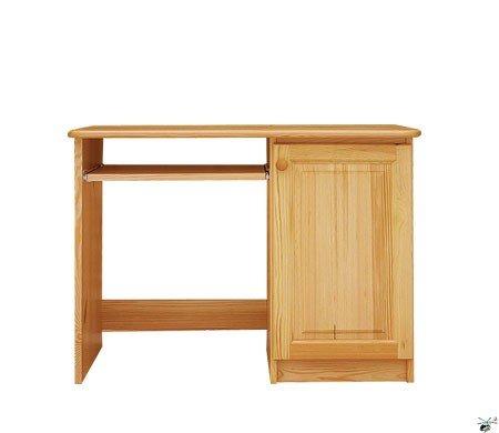 Psací stůl 136 - masiv borovice