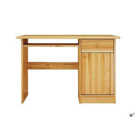 Psací stůl 137 - masiv borovice