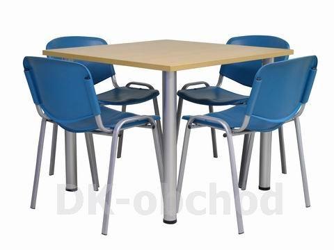 Jídelní stůl - lamino 90x90 cm