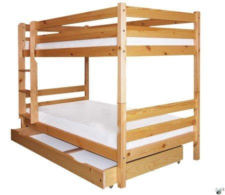 Patrová postel 127