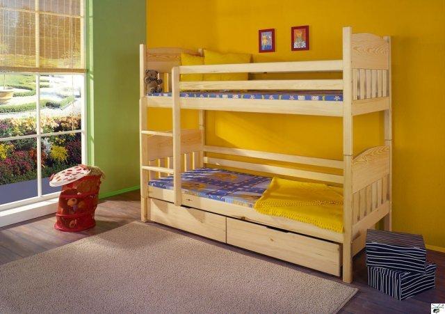 Patrová postel MICHAL