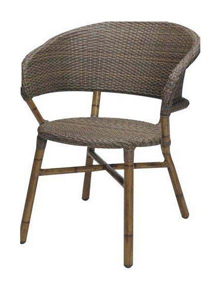 Zahradní židle - ratan MCR063