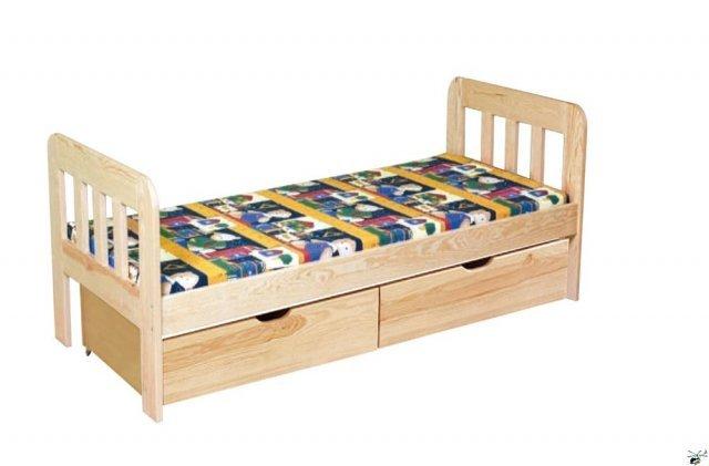 Dětská postel PATRICIE
