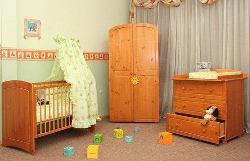 Dětský pokoj SYLVESTRE komplet