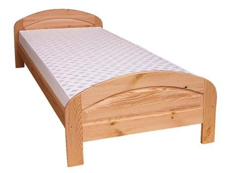 Manželská postel 165 (140x200)