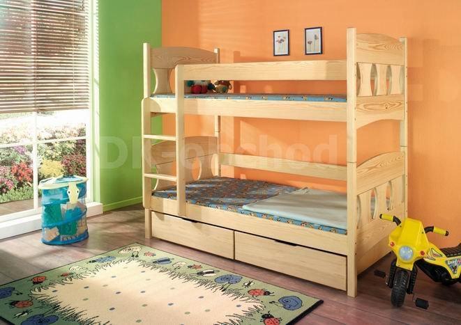 Patrová postel Wiktor
