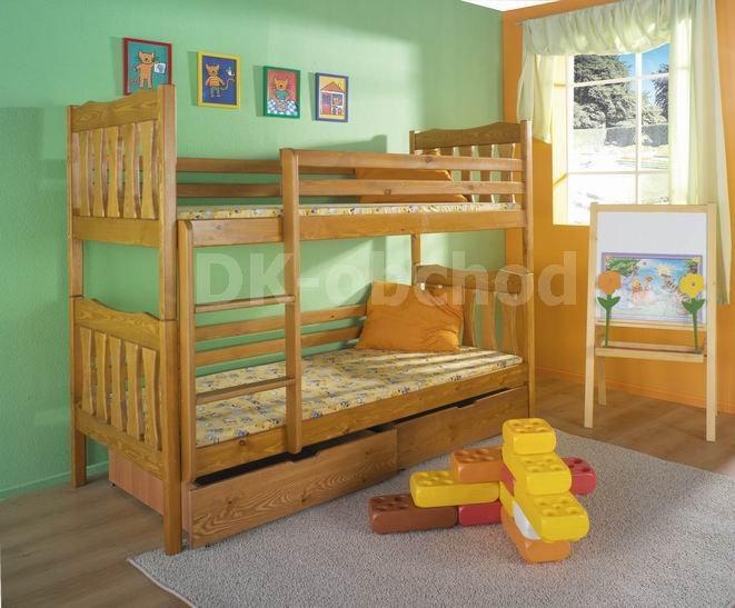 Patrová postel HUBERT