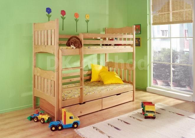 Patrová postel Nikodem