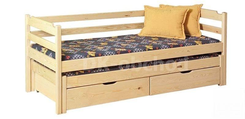Dětská postel Marcin