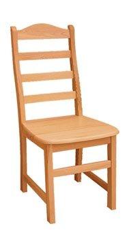Dřevěná židle 219 - masiv borovice