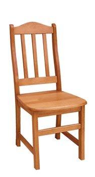 Dřevěná židle 221 - masiv borovice