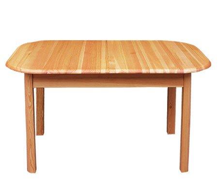 Jídelní stůl 169 rozkládací - masiv borovice