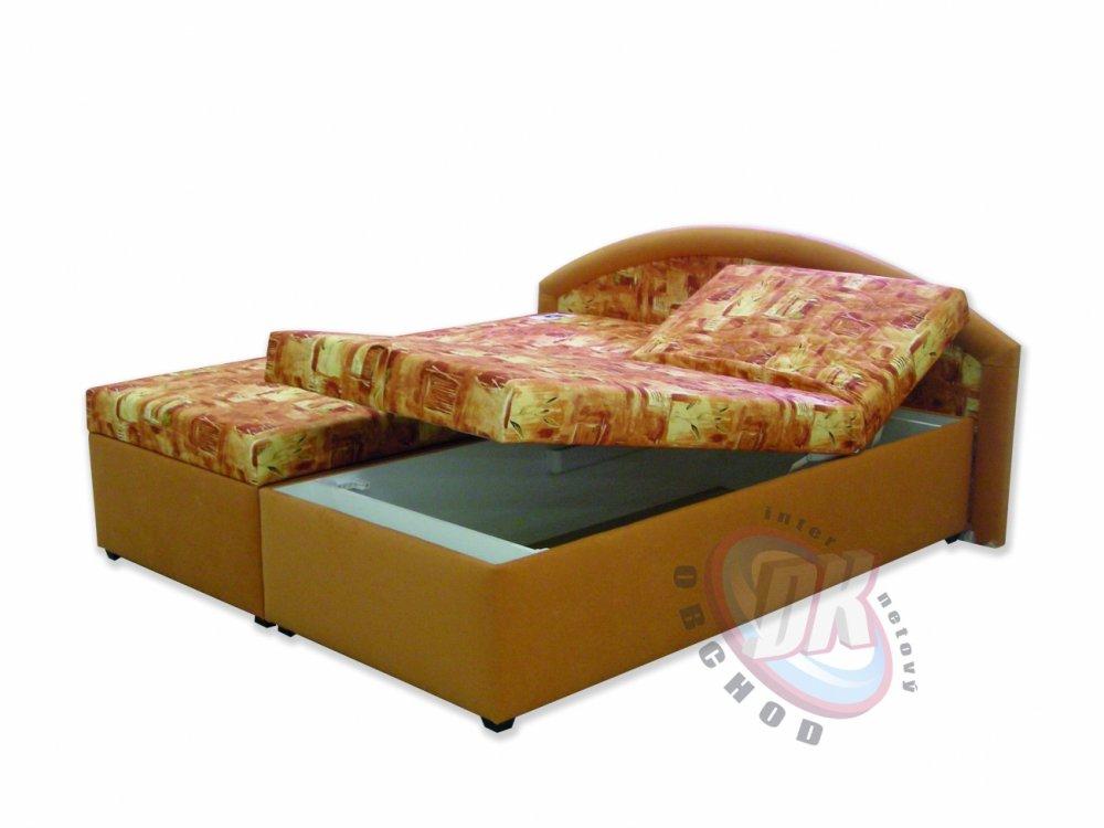 Čalouněná postel Kamila