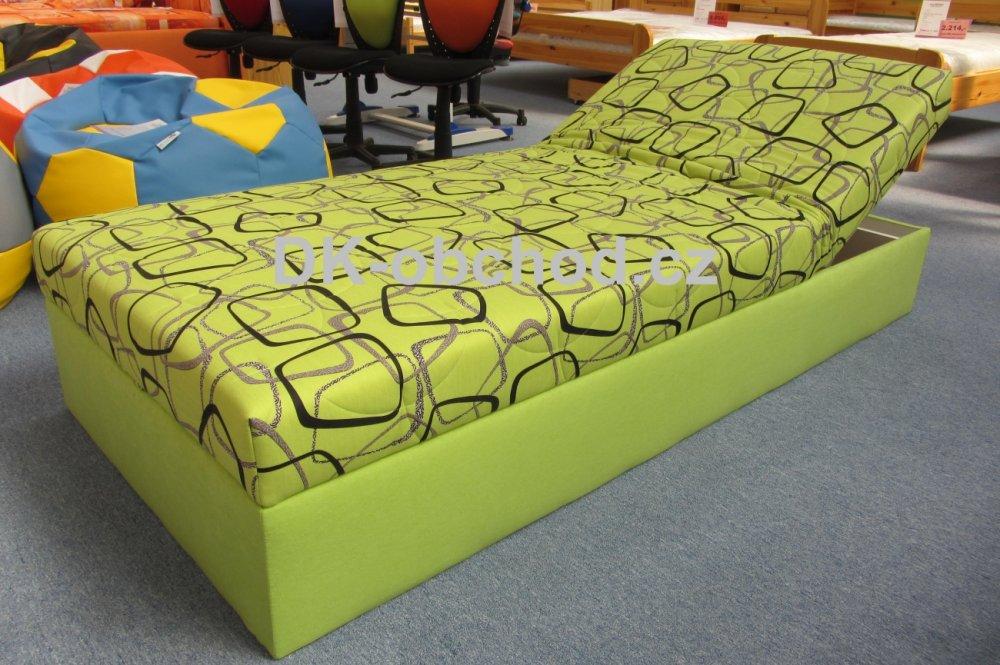 Čalouněná postel Alex
