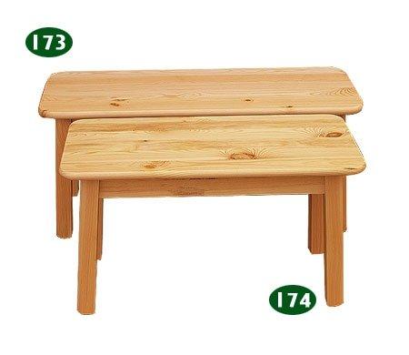 Konferenční stolek - 174