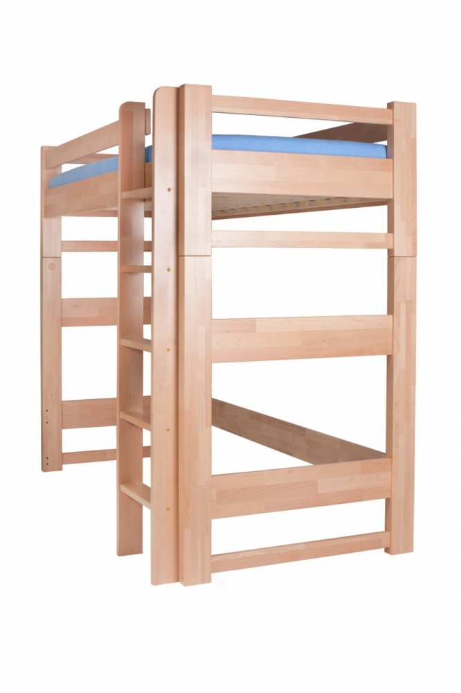 Patrová postel Lucas horní spaní BUK