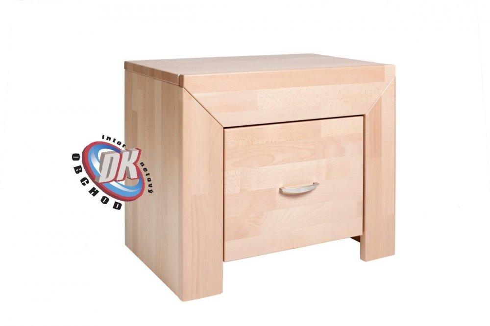 Noční stolek ANCONA buk