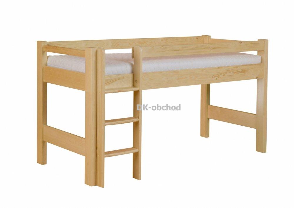 Zvýšená postel Lucas 101 buk