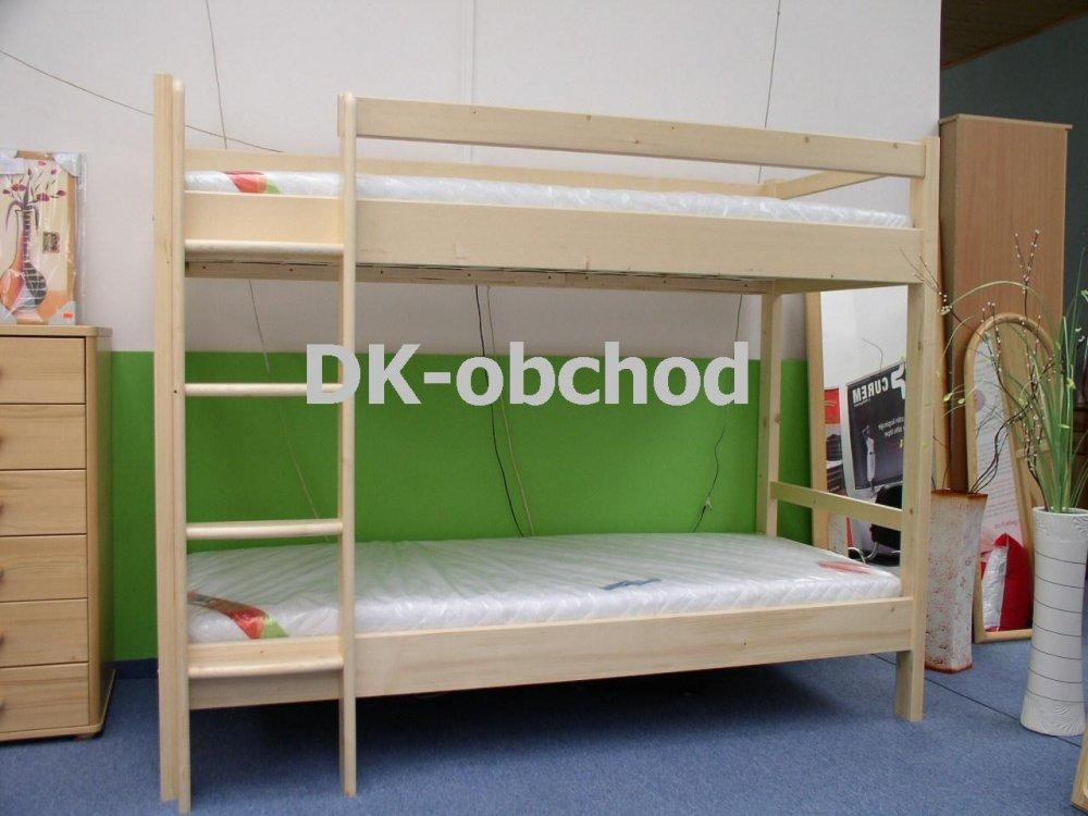 Patrová postel Edita