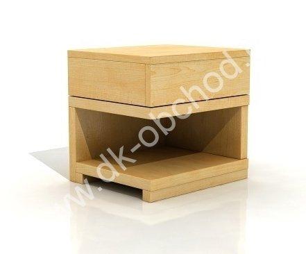 Noční stolek z masivu Lagerkvist