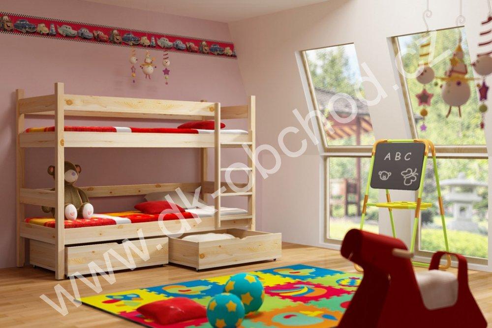 Patrová postel Elegant