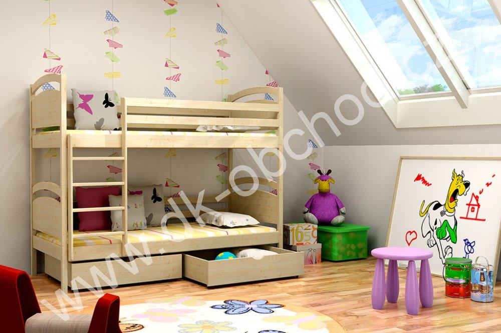 Patrová postel Mája
