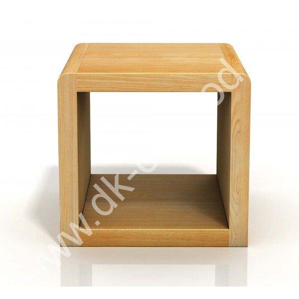 Noční stolek z masivu borovice Angeli