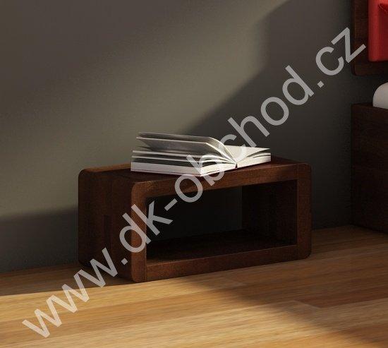 Bukový noční stolek z masivu Boverio