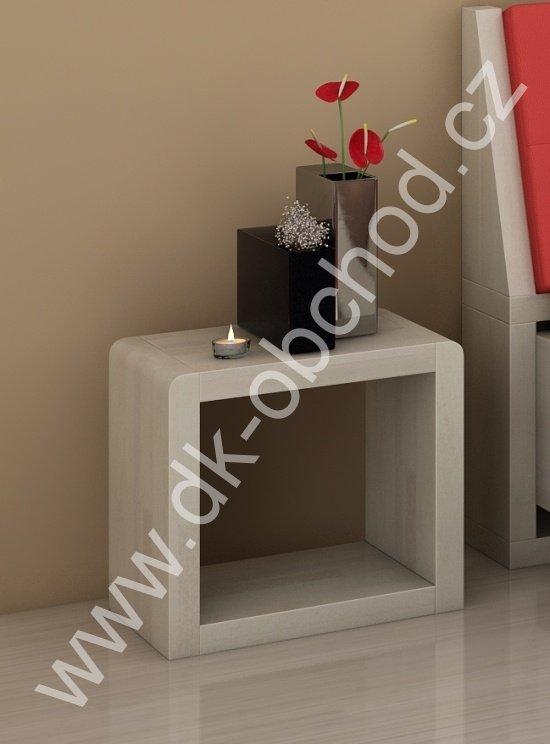 Bukový noční stolek z masivu Angeli