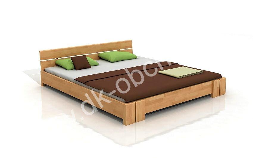 Buková postel z masivu Arhus Long 200x220