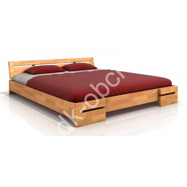 Buková postel z masivu Salerno 180x200