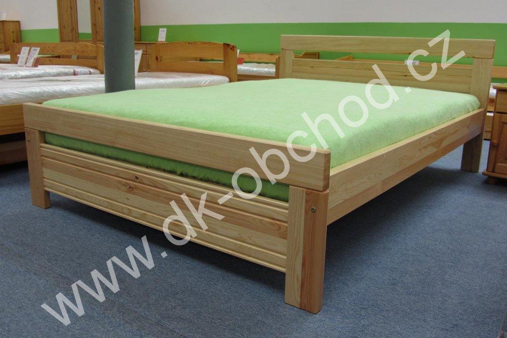 Manželská postel Savona - 140x200