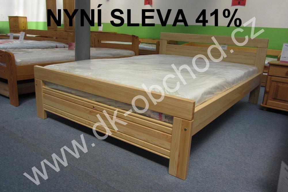 Manželská postel Savona - 120x200