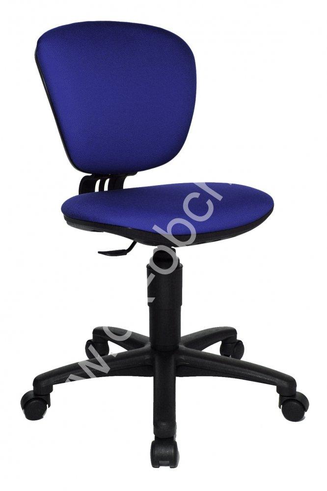 Dětská židle - HIGH KID modrá
