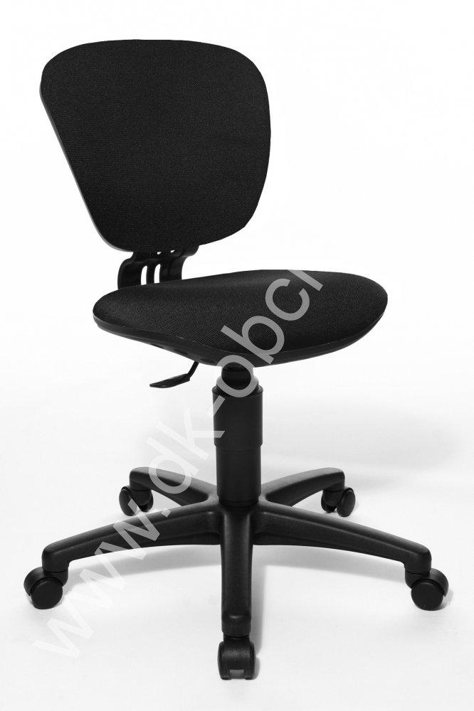 Dětská židle - HIGH KID černá