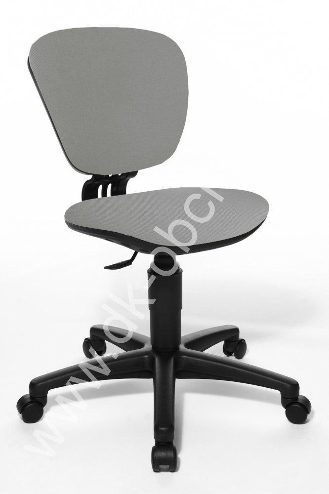 Dětská židle - HIGH KID šedá
